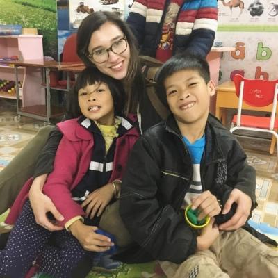 Emily M in Vietnam